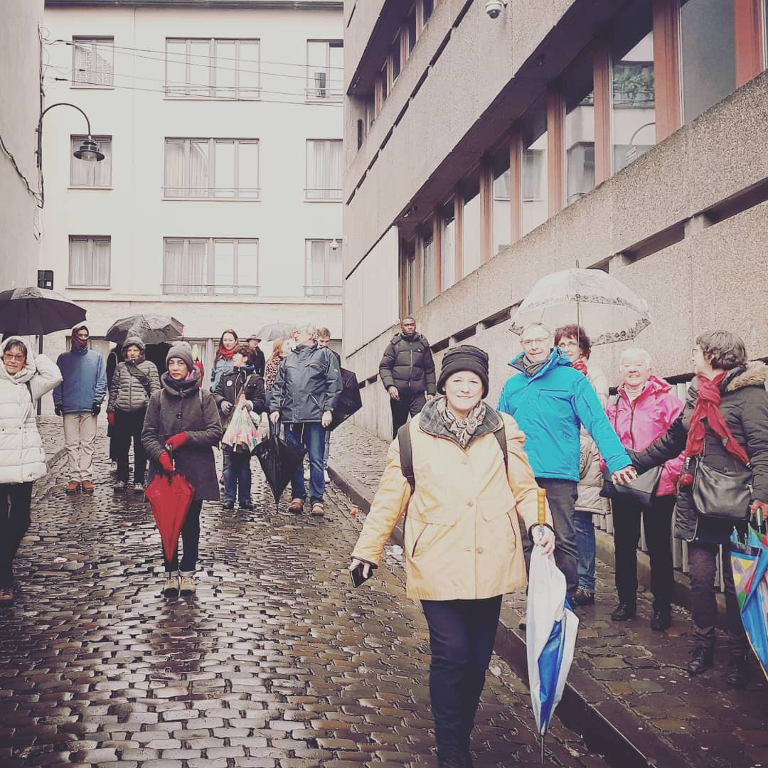 Guided tour Brussels 1000 years of struggles in the Marolles of Brussels By Foot