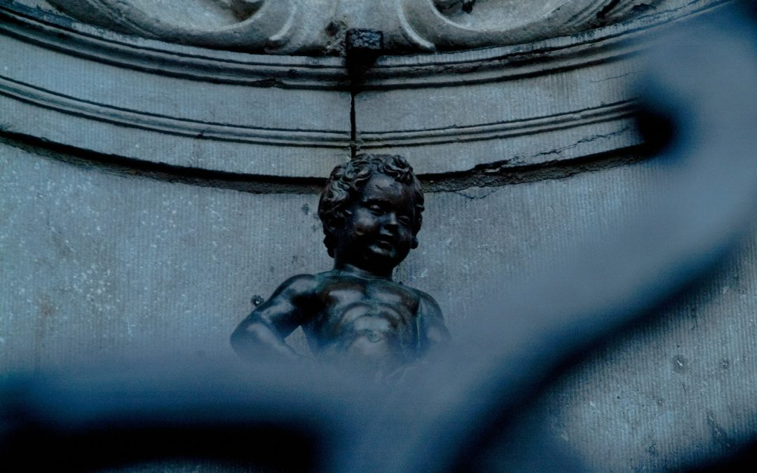 Le Manneken Pis pissait de l'eau potable