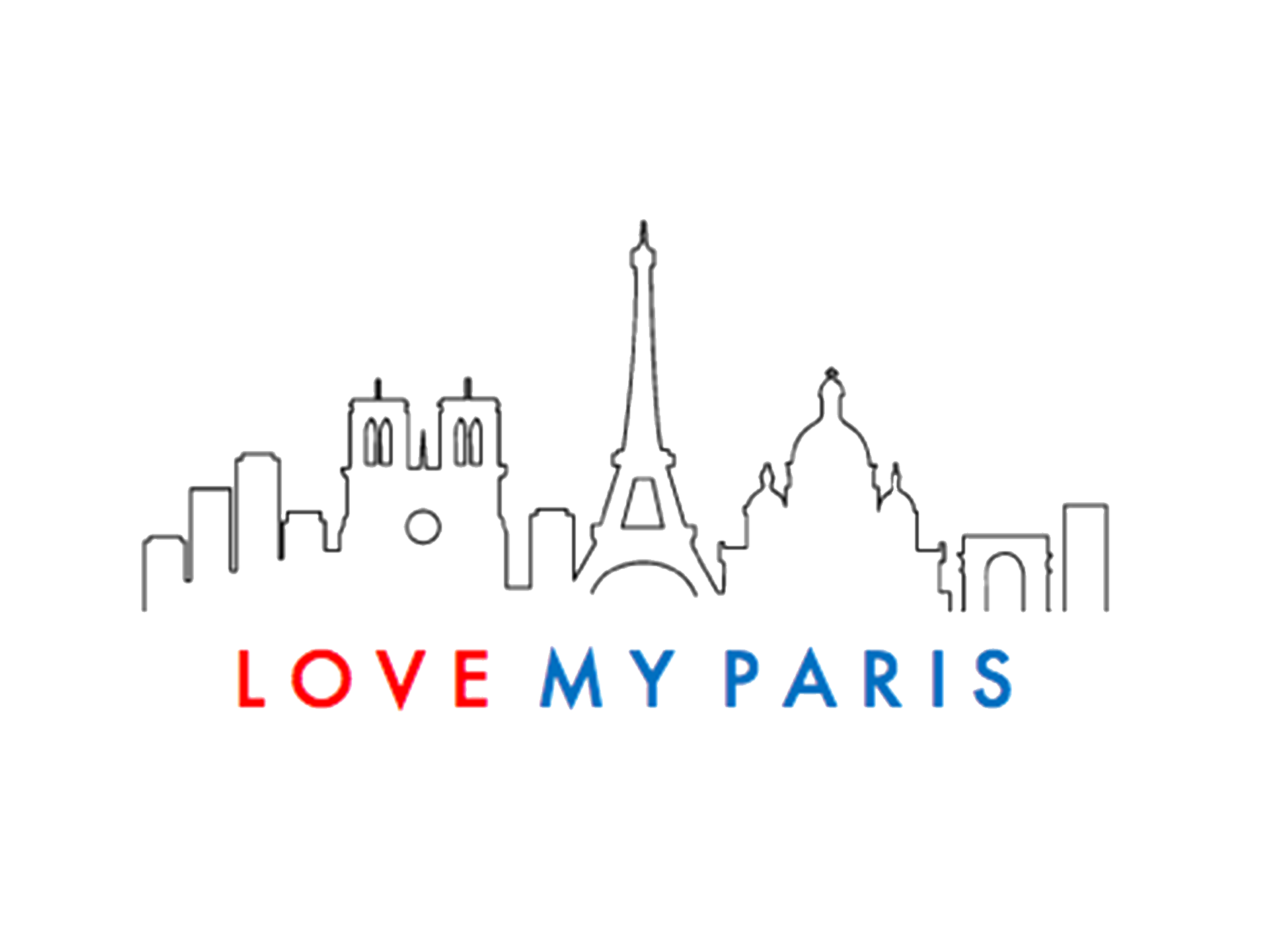 Logo Love My Paris