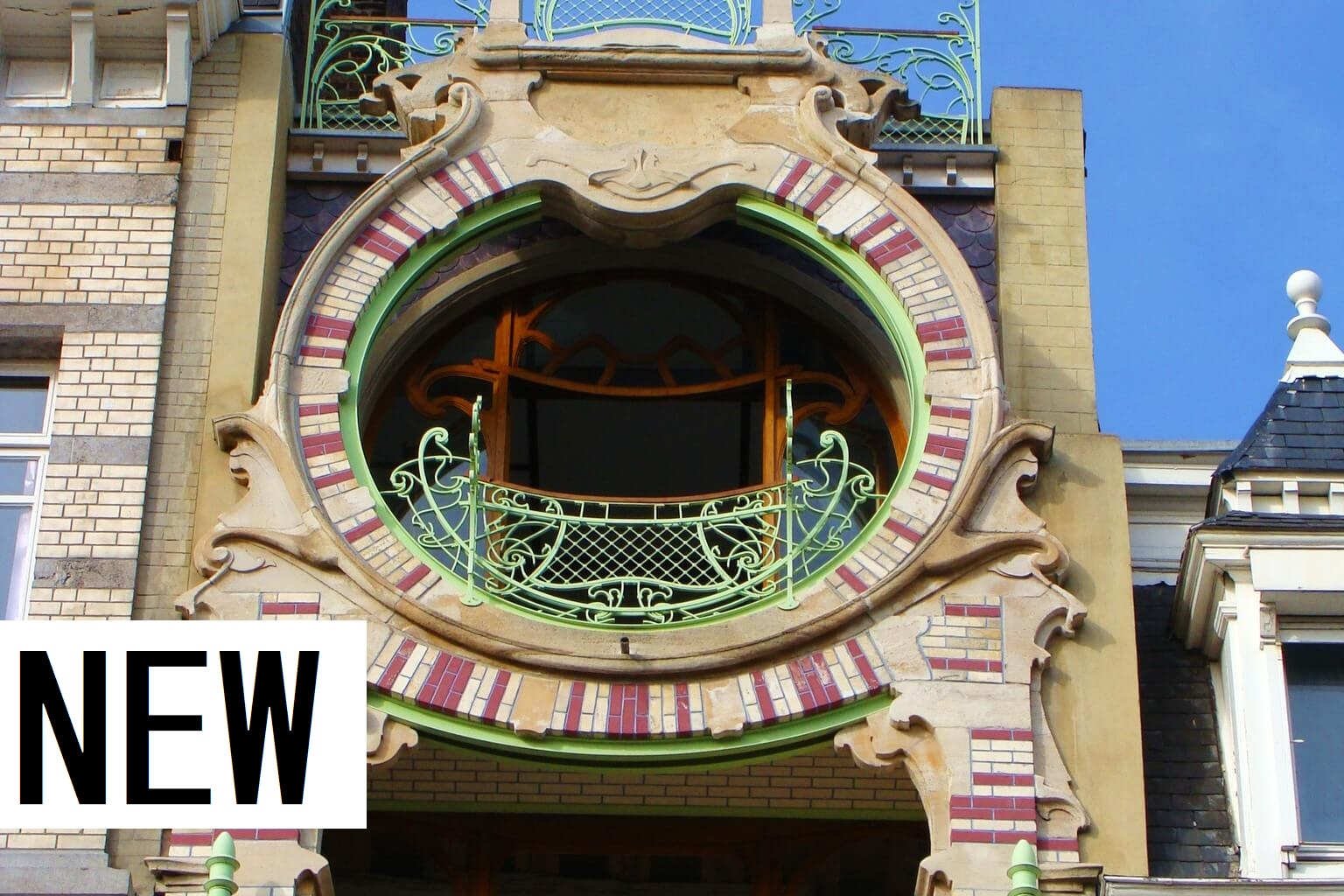 Visite Art Nouveau Rondleiding - Brussels By Foot