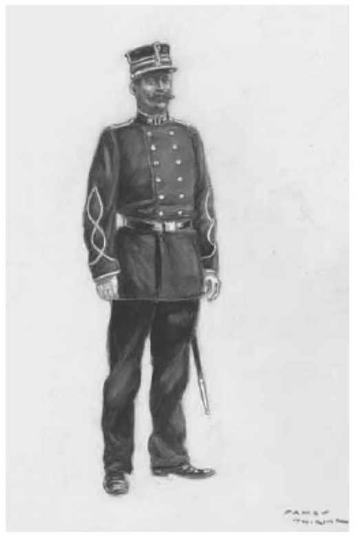 policier bruxellois