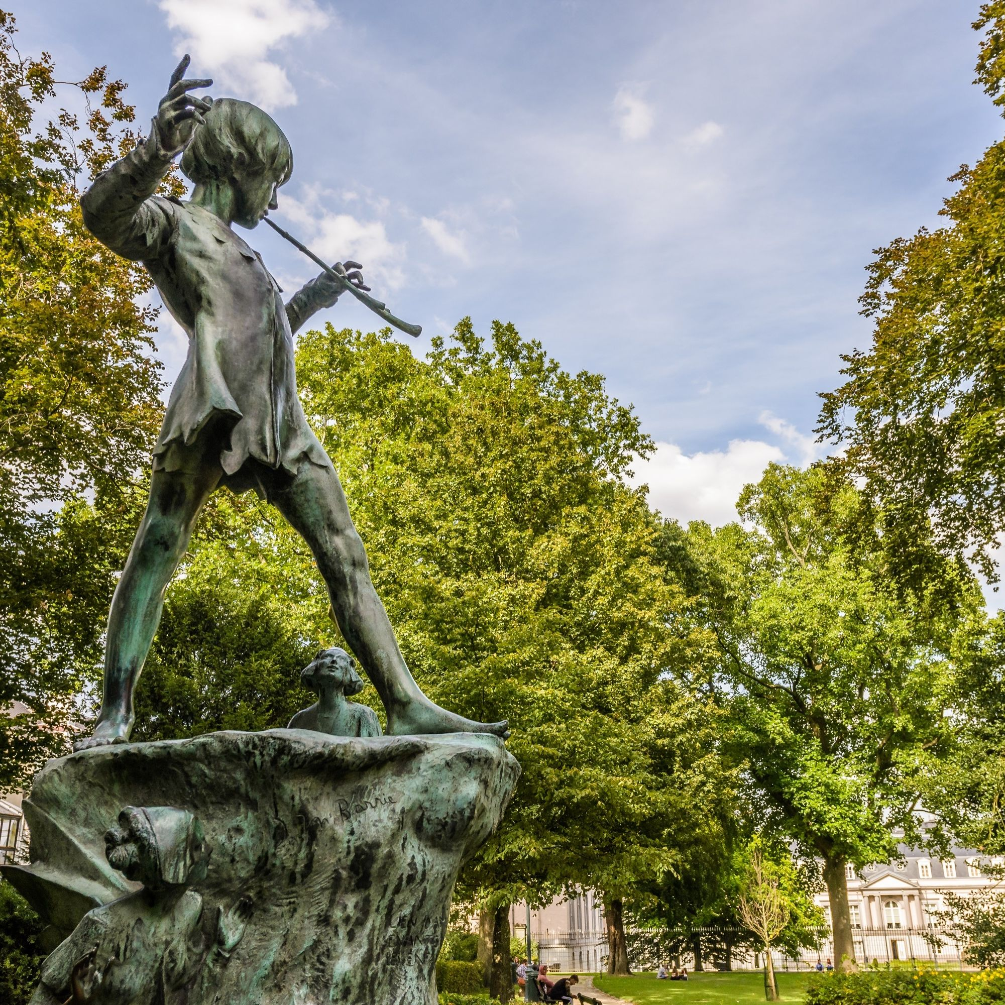 Manneken Pis visible during the visit Celebrity Brussels of Brussels By Foot (photo Pixabay)